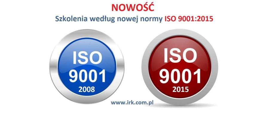 Nowe ISO 9001:2015